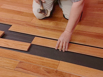 Online Manuals for Installing Hardwood Floors