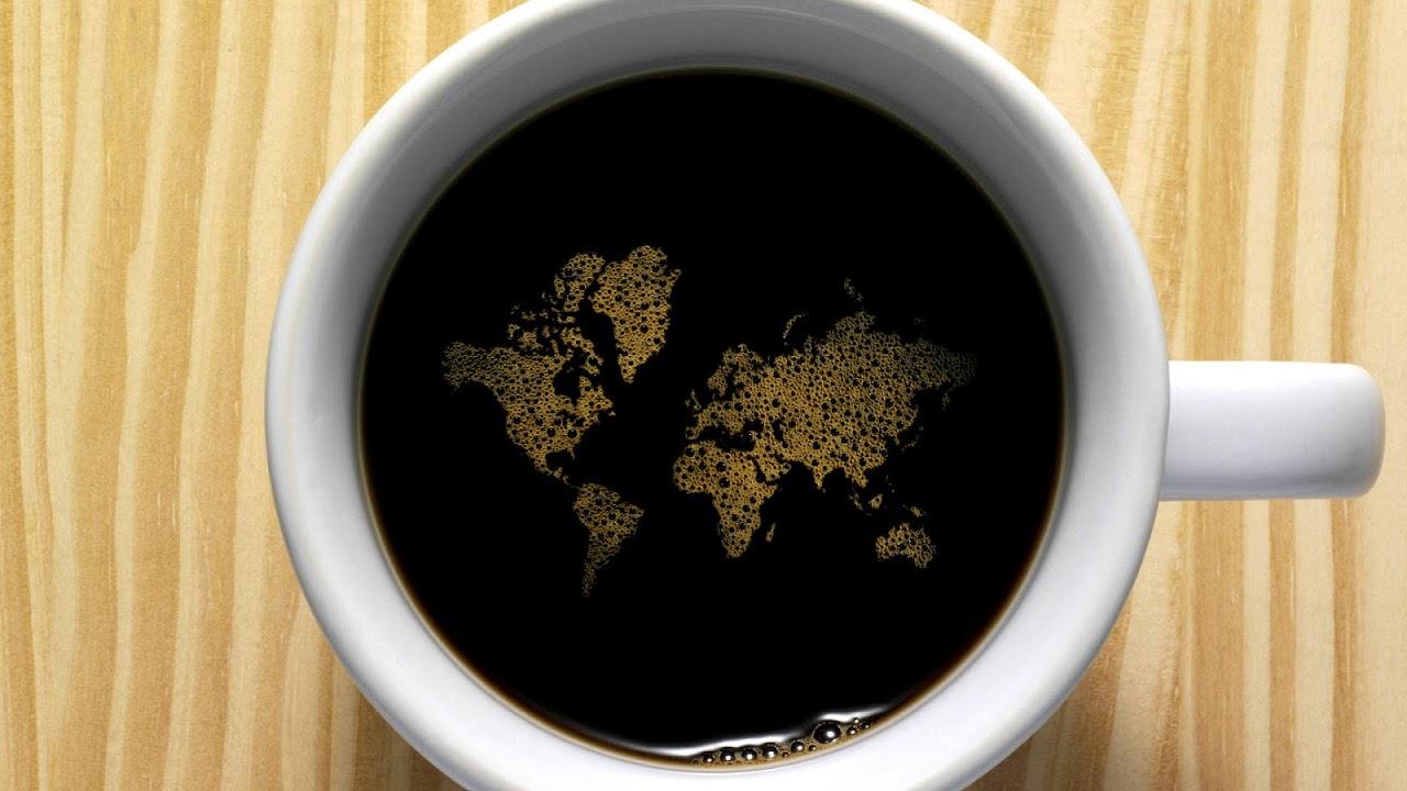 Coffee production in Hawaii American