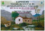 EXPOSICIÓN TALLER MUNICIPAL ARTES PLÁSTICAS Y VISUALES