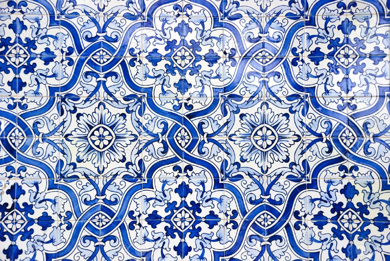 Azulejo kafelki