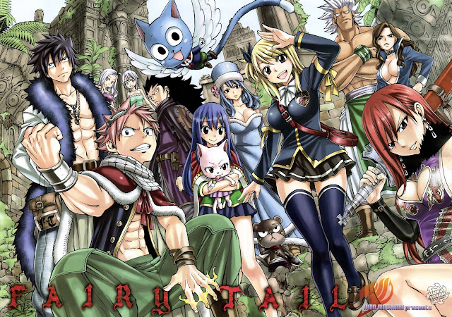 Fairy Tail Guild Wallpaper 0008