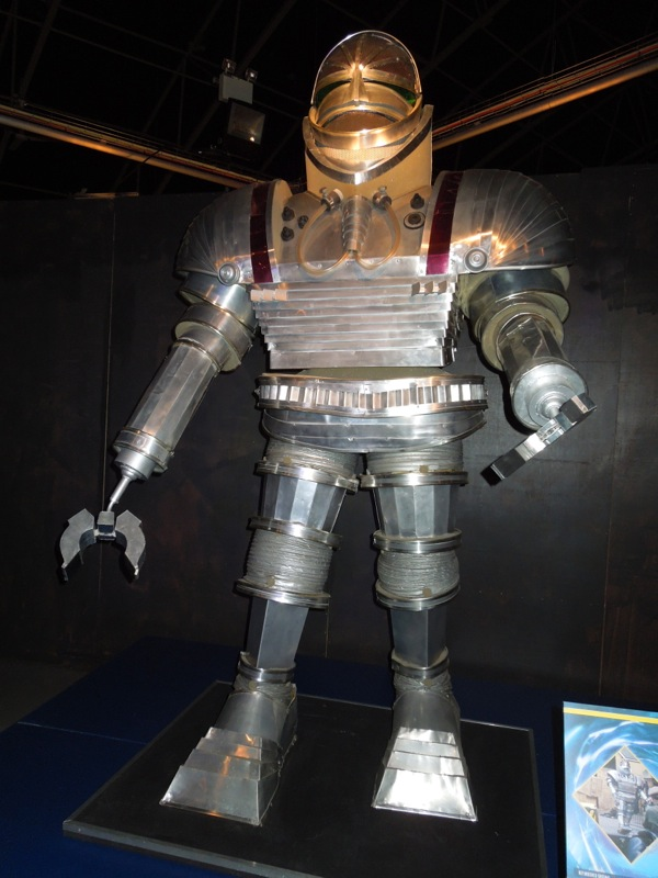 Doctor Who K1 Robot