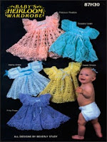 cute #crochetdresses