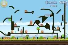 Angry Birds Golden Eggs Walkthrough - Egg #8