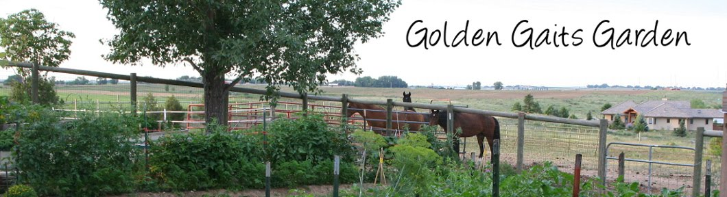 Golden Gaits Garden