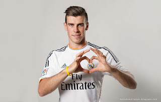 FC Real Madrid gareth bale Wallpaper