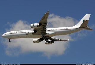 Fuerzas Armadas de Argelia A340-500