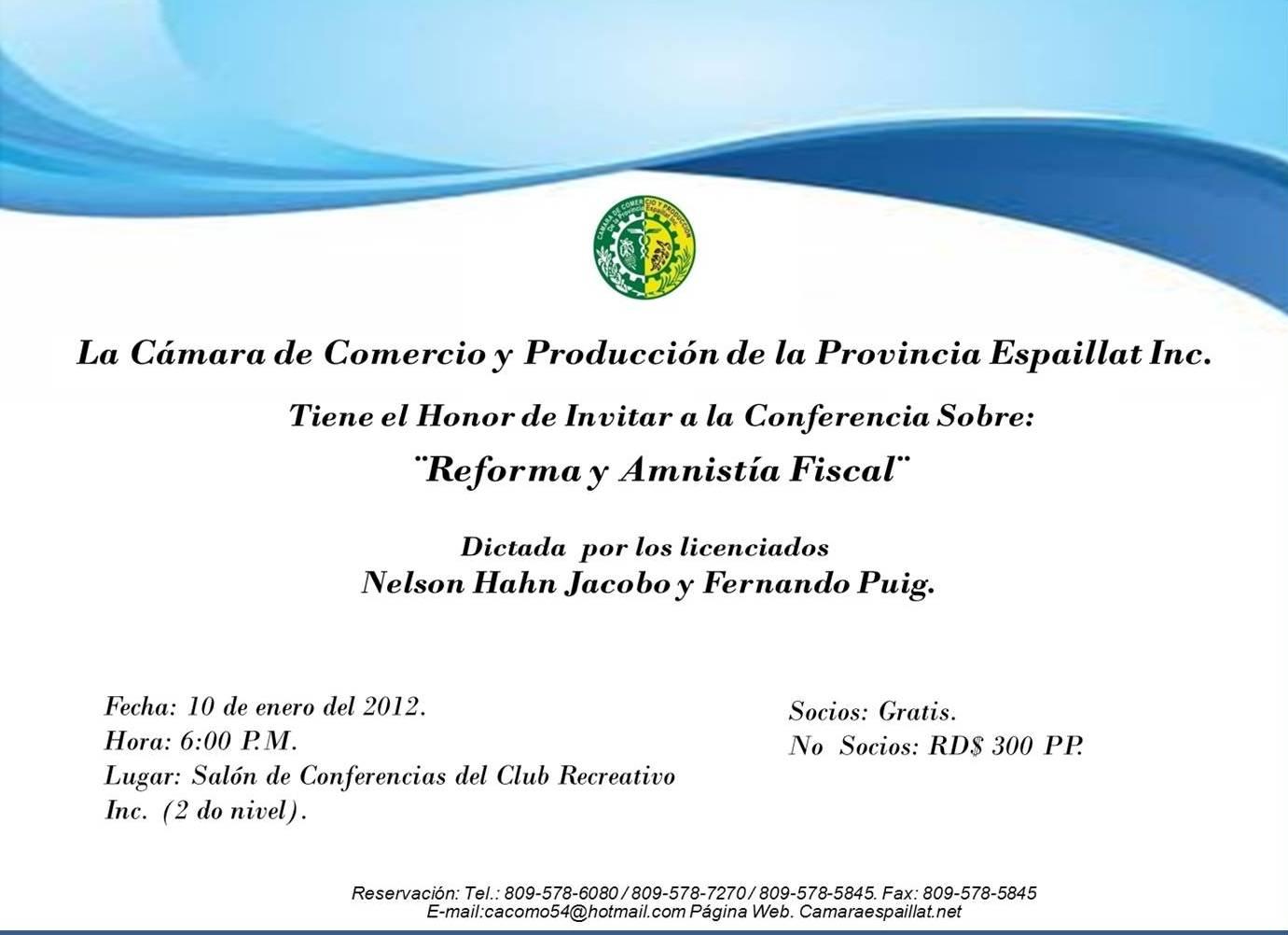 Invitaciones Formales