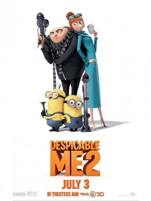 Download Film Despicable Me 2 Bluray 720p Subtitle Indonesia