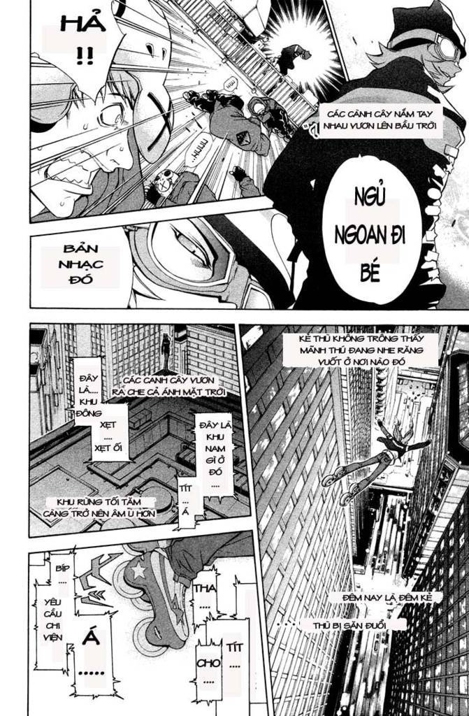 Air Gear Chap 003