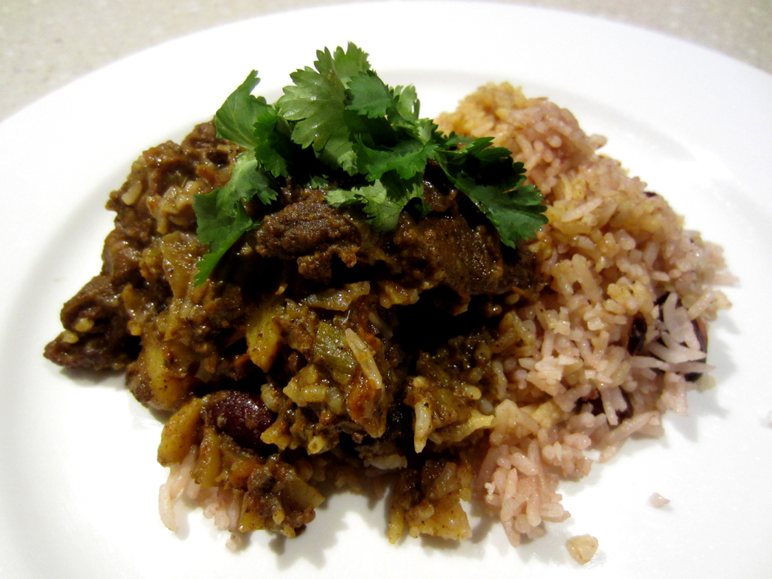 Goat Curry With Five Whole Spices Recipes — Dishmaps