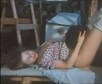Erika Savastani hot hairy black pussy