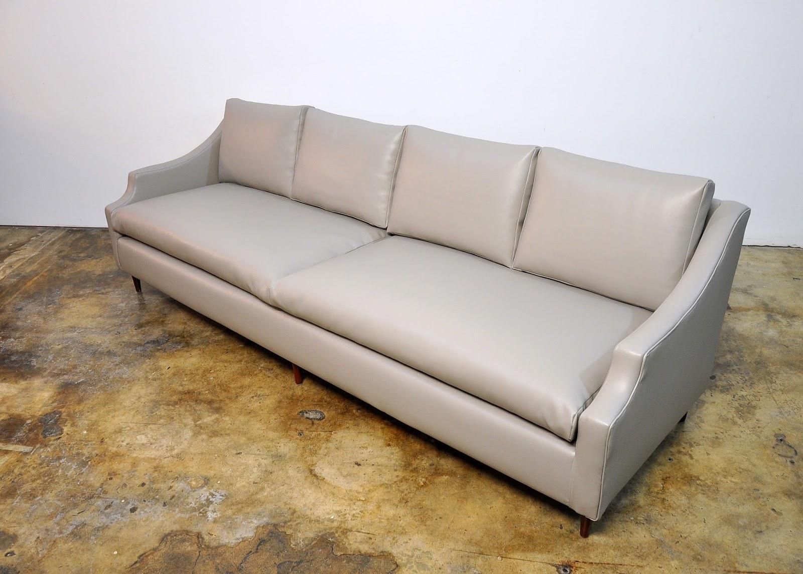 Select Modern Mid Century Sofa