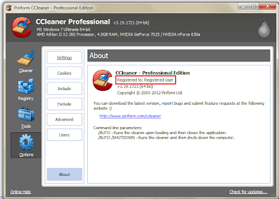 ccleaner professional activation key