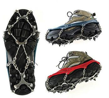 New Snowline Chainsen Pro Extra Large Size Eisen Crampon Micro Spikes Snow Ice