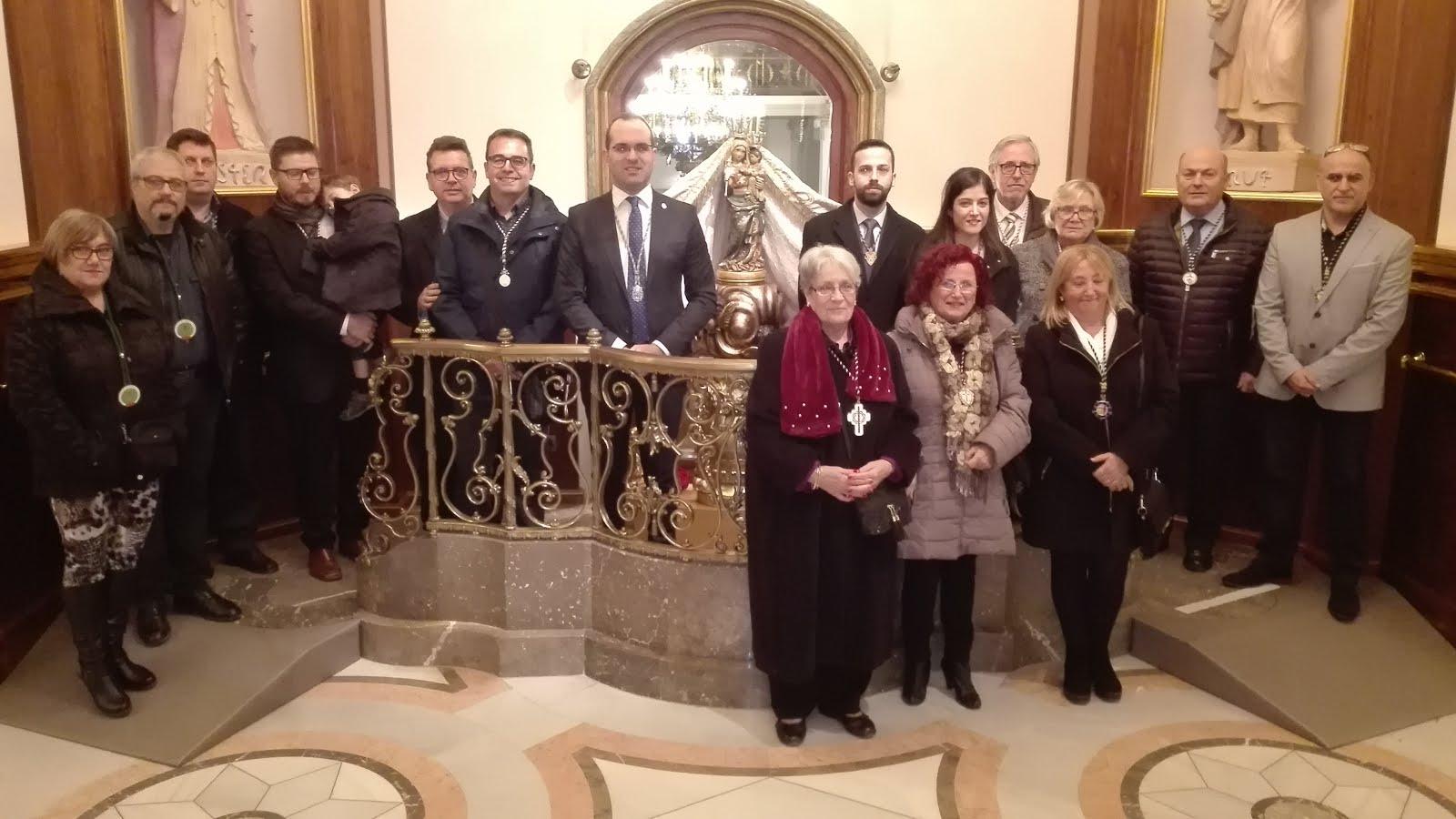Peregrinació anual de l'Agrupació d'Associacions de St. Santa de Reus
