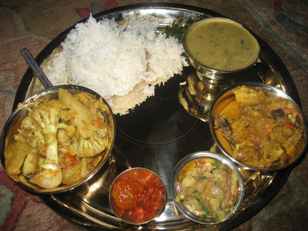Dal-bhat-tarkari