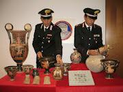 I Carabinieri di Bari, Reparto speciali  beni culturali