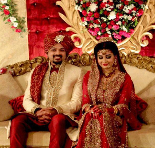 VJ Samra Wedding images