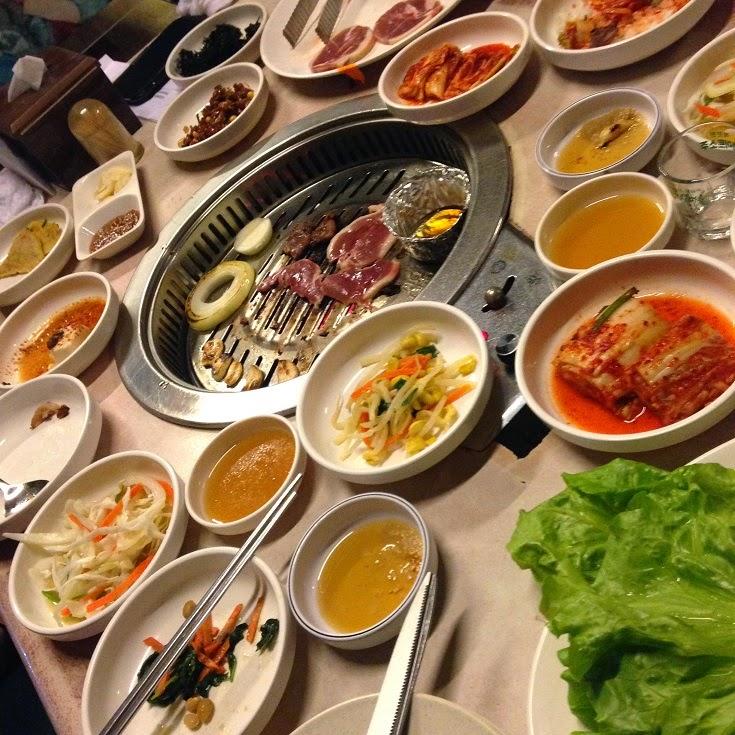 Jung Won Korean Bbq Voneats