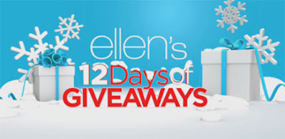 Ellen's 12 Days of Giveaways 2015
