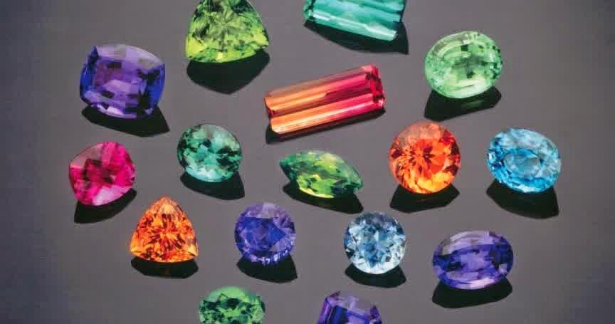 10 Batu Permata Termahal di Dunia, seperti Jadeite, Red Diamonds, Serendibite, blue Garnet, Grandidierite, Painite, Musgravite, Bixbite, Black Opal, Jeremejevite