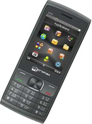 Micromax X259 Mobile Phone