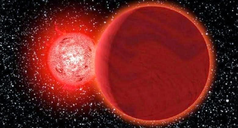 Bintang Alien Ternyata Pernah Masuk ke Tata Surya Kita