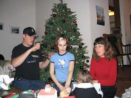Piper, Jamie, David and Rhian