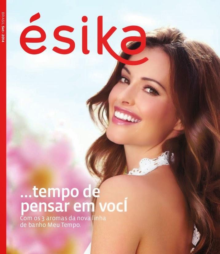 Revista Ésika Setembro 2014