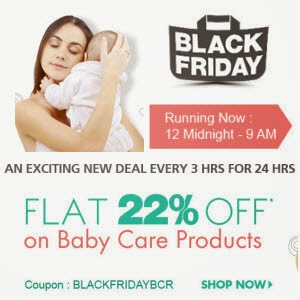 Firstcry: Buy Baby Care 22% off, Baby Gear 45% off, Diapers 30% Cashback & more