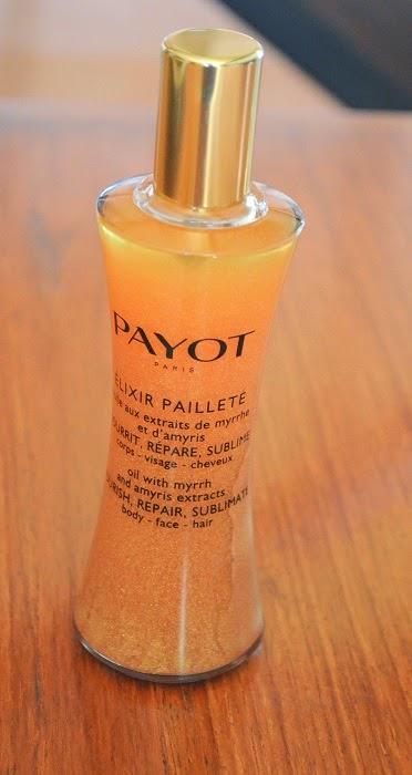 elixir pailletée Payot