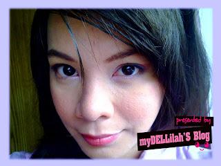 Simple Make Up dengan eyeliner