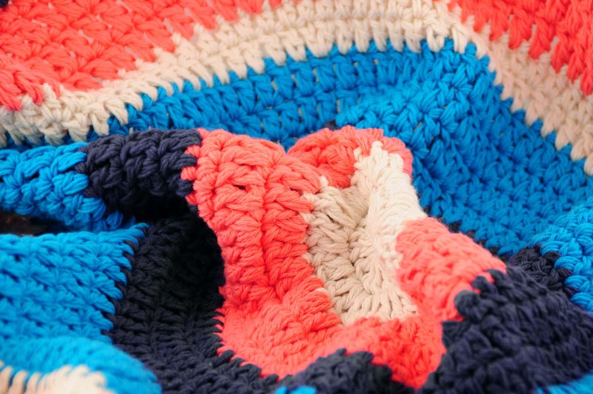 Ati ara tejidos para ambientar alfombra circular de hilo for Alfombras de hilo