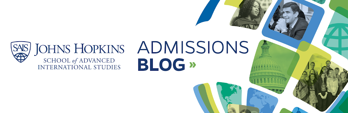 Johns Hopkins SAIS Washington Admissions Blog