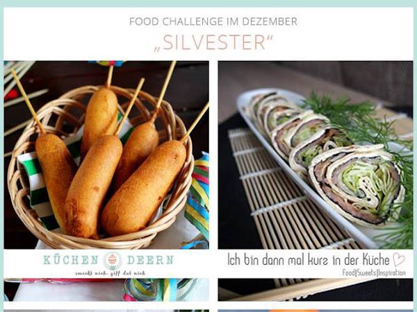 [Foodchallenge] Knabberei für die Silvesterparty - selbstgemachte Brotchips