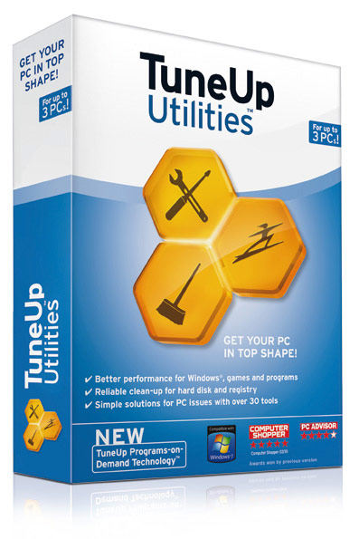 TuneUp Utilities 2012 v12.0.3000.140 + Serials - ChattChitto RG