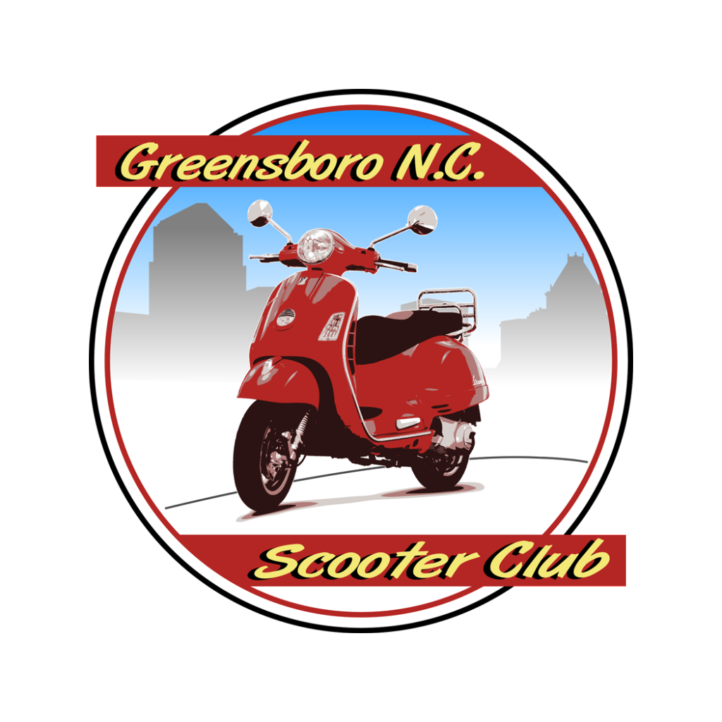 Greensboro N.C. scooter club