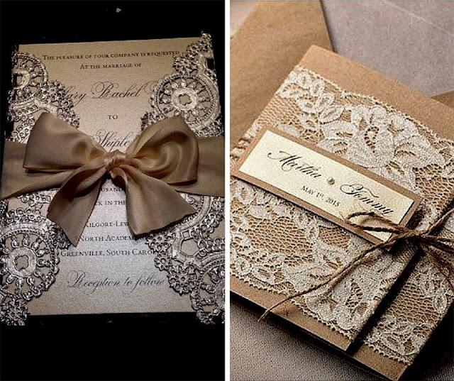 елегантни покани за сватба