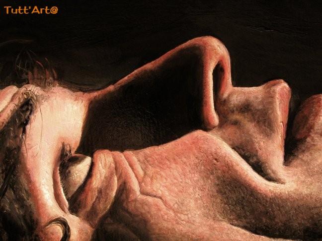 Giuseppe Gigli 1955 | Italian Hyperrealist painter