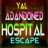 YalGames Adandoned Hospital Escape Walkthrough