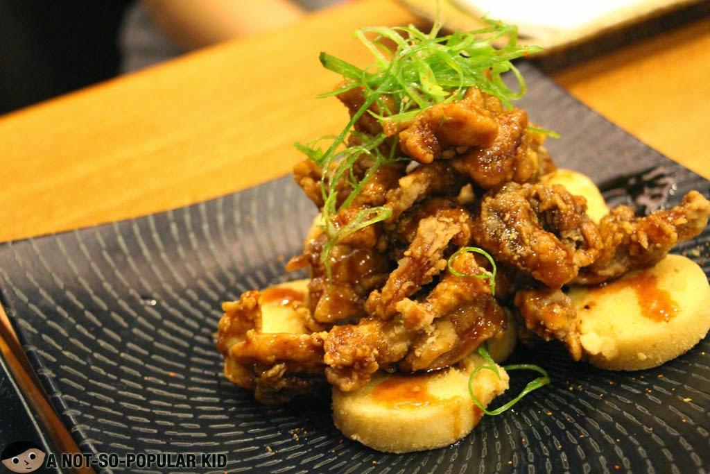 Tori Kuwayaki - Japanese Food