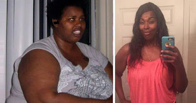 Tamara, woman who lost 246 pounds