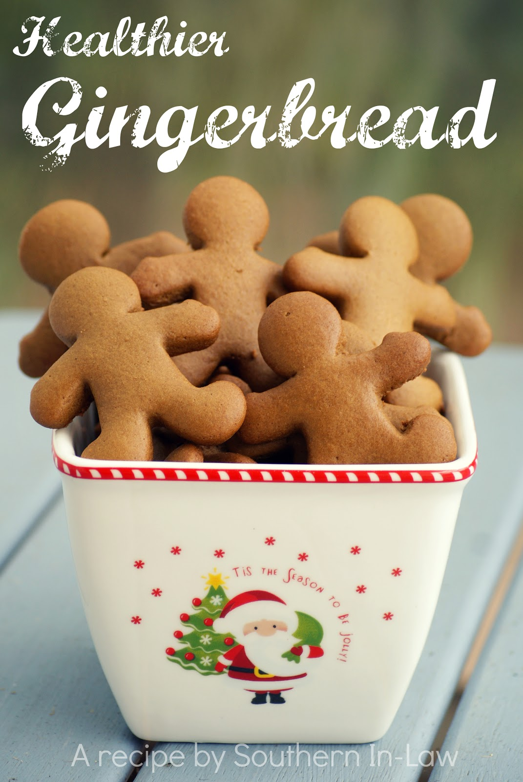 Southern In Law: Recipe: Low Fat Gingerbread (Though no one will ever ...