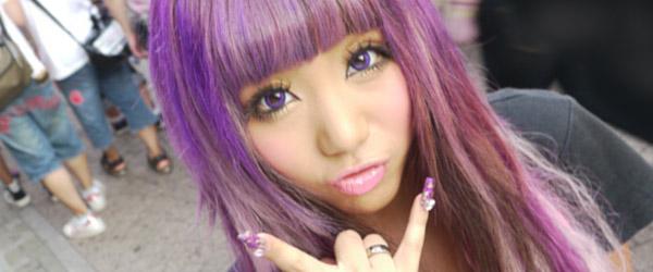 Perch i capelli colorati sono diventati un trend - Barbie senza colore ...