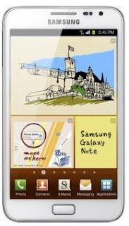 Samsung Galaxy Note N7000 - 16 GB