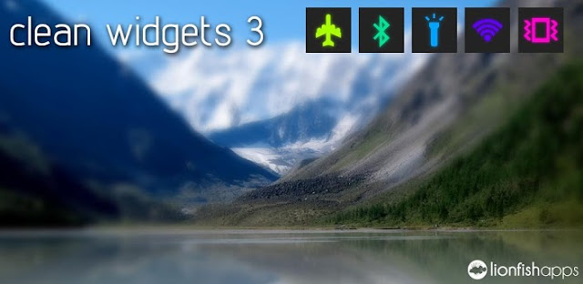 Clean Widgets v3.0 APK