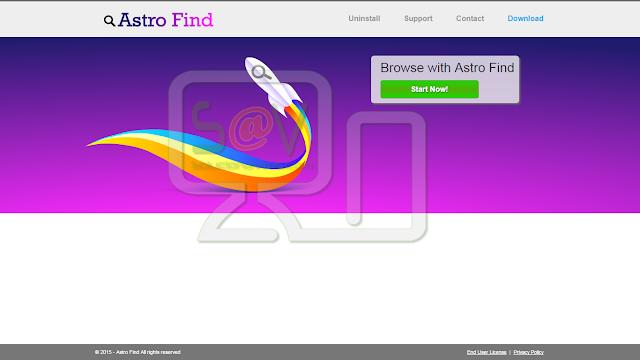 Astro Find - Virus