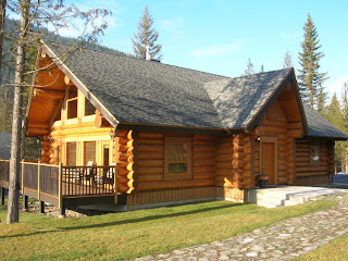 reliable log cabin plans