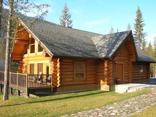 reliable log cabin plans